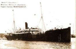 """El barco de la famosa Havaner no es deia """"El Català"""", sinó """"Montserrat""""."""