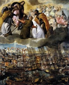 lepanto 3 Paolo Veronese