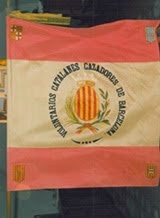 Bandera dels Voluntaris Catalans