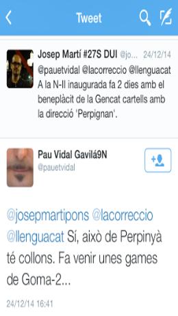 """El """"senyor"""" Vidal Gavilán, un home molt tolerant"""