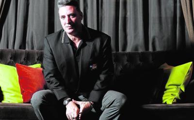 MADRID, 30 de Octubre 2012. Entrevista con Loquillo. Imagen Oscar del Pozo (ARCHDC) Oscar del Pozo