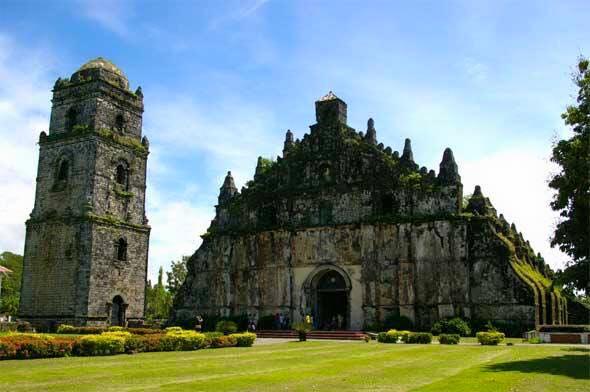 La Iglesia De La Compañía Una Joya Del Arte Barroco En: Joyas Del Barroco Filipino