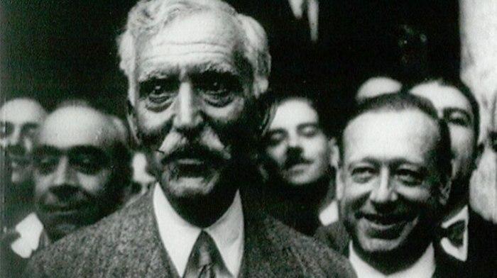 Le président Francesc Macia