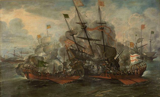 combate_naval252c_por_juan_de_la_corte