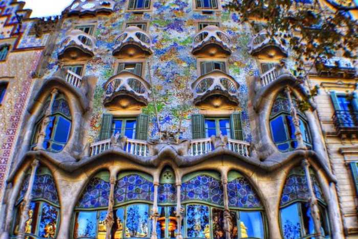 Resultado de imagen para Gaudi