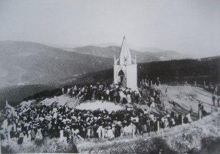 Cima del Tibidabo 1887