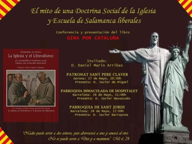 cartel oficial conferencias