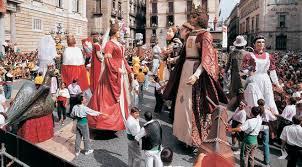 fiestas de santa eulalia