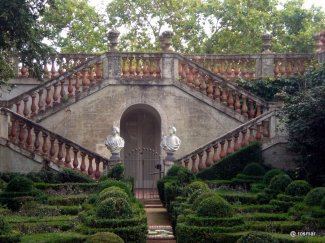 Laberinto de Horta - BARCELONA
