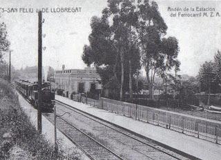 Estació de Sant feliu de Llobregat