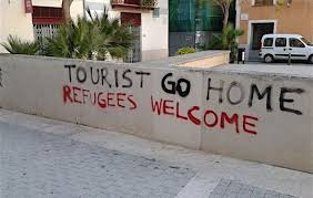 De la turismofobia a la turismofilia: la debilidad mental de la progresía