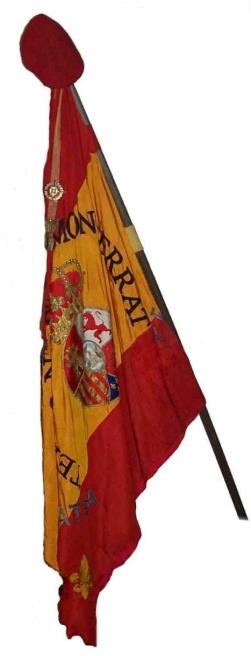 Bandera de gala del Tercio de Montserrat.jpg