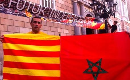 ¿Dónde está Ángel Colom? queremos que explique por qué ha islamizado Cataluña