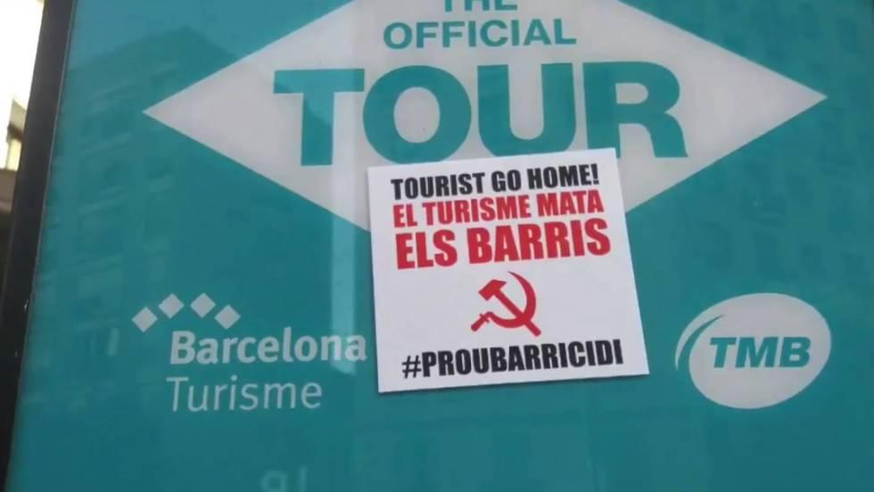 """Vergüenza total, la CUP afirma que: """"Es terrorismo fascista fruto del capitalismo"""""""