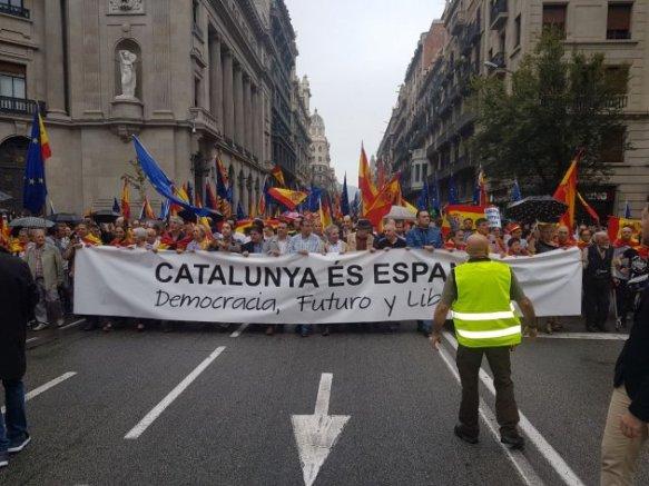 capcalera-de-la-manifestacio-espanyolista