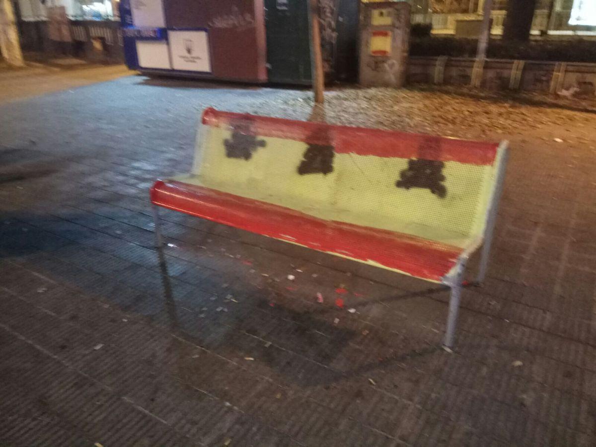 (Fotos y vídeos) Operació Dignitat catalana: Valldoreix recupera l'alegria