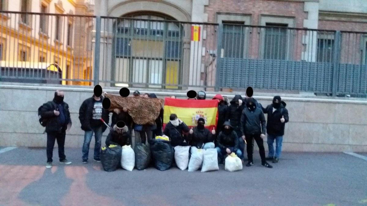 (vídeos) Hospital Clínic de Barcelona: aban i després de l'operació neteja