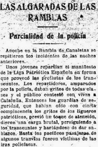 LA PUBLICIDAD 15-1-1919 INCIDENTS PARCIALITAT POLICIA .jpg