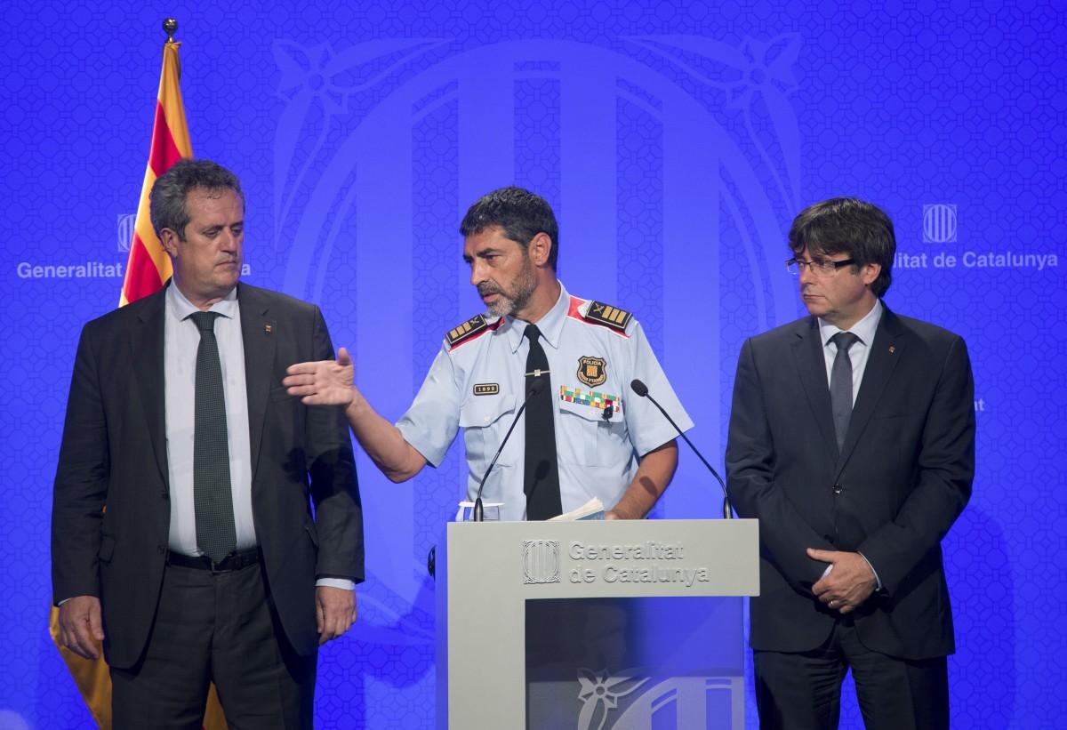 Se cierra el círculo: investigaciones demuestran que Puigdemont, Forn y Trapero querían un conflicto armado