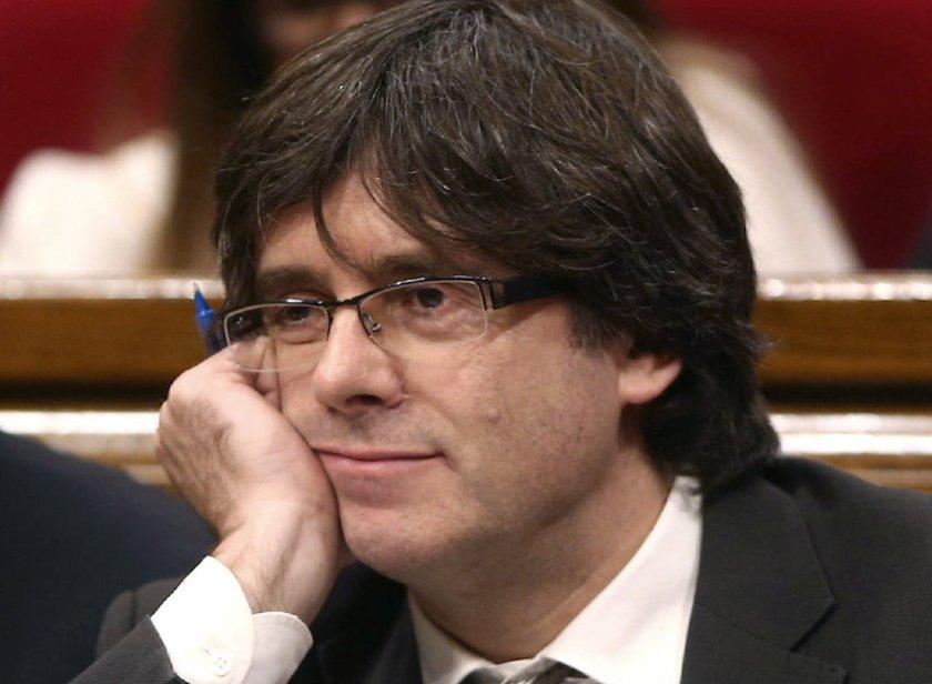 DEBATE INVESTIDURA CARLES PUIGDEMONT