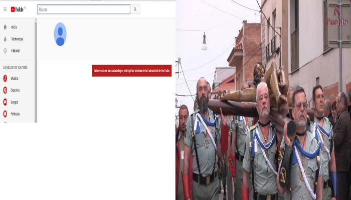 Separatistas-intentan-atacar-la-procesión-del-Cristo-de-Buena-Muerte-de-la-Legión-en-Palafolls-Barcelona-lasvocesdelpueblo-Ñ-Pueblo.jpg