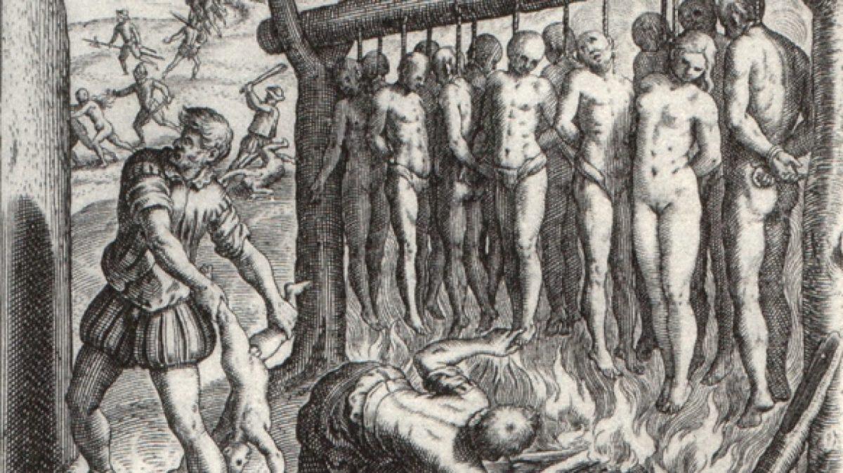 """""""La vieja historia de odiar a España"""" por Alberto G. Ibáñez"""