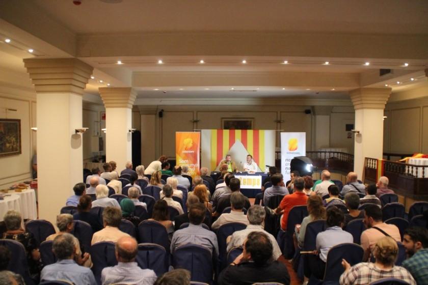HOTEL-AVENIDA-EL-PALACE-DE-BARCELONA-ESPAÑA-13.07.2018.-Vista-de-los-asistentes-hoy-en-el-acto-inaugural-del-V-Congreso-de-Somatemps.-Lasvocesdelpueblo-125