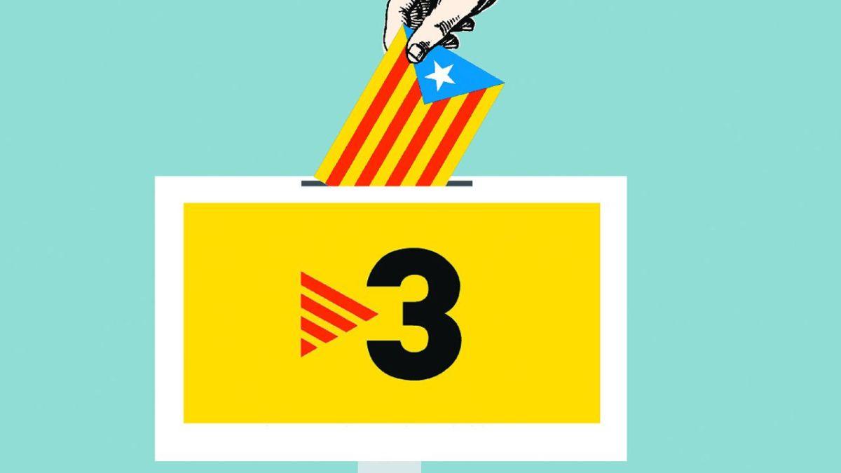 LLAMADA DE DOLÇA CATALUNYA. Urgente y necesario: crowdfunding para denunciar a TV3