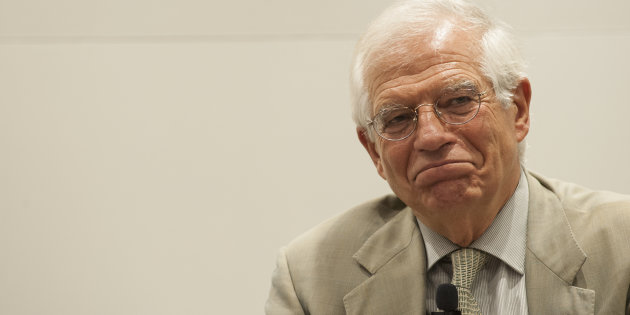 Josep Borrell Attends Book Presentation