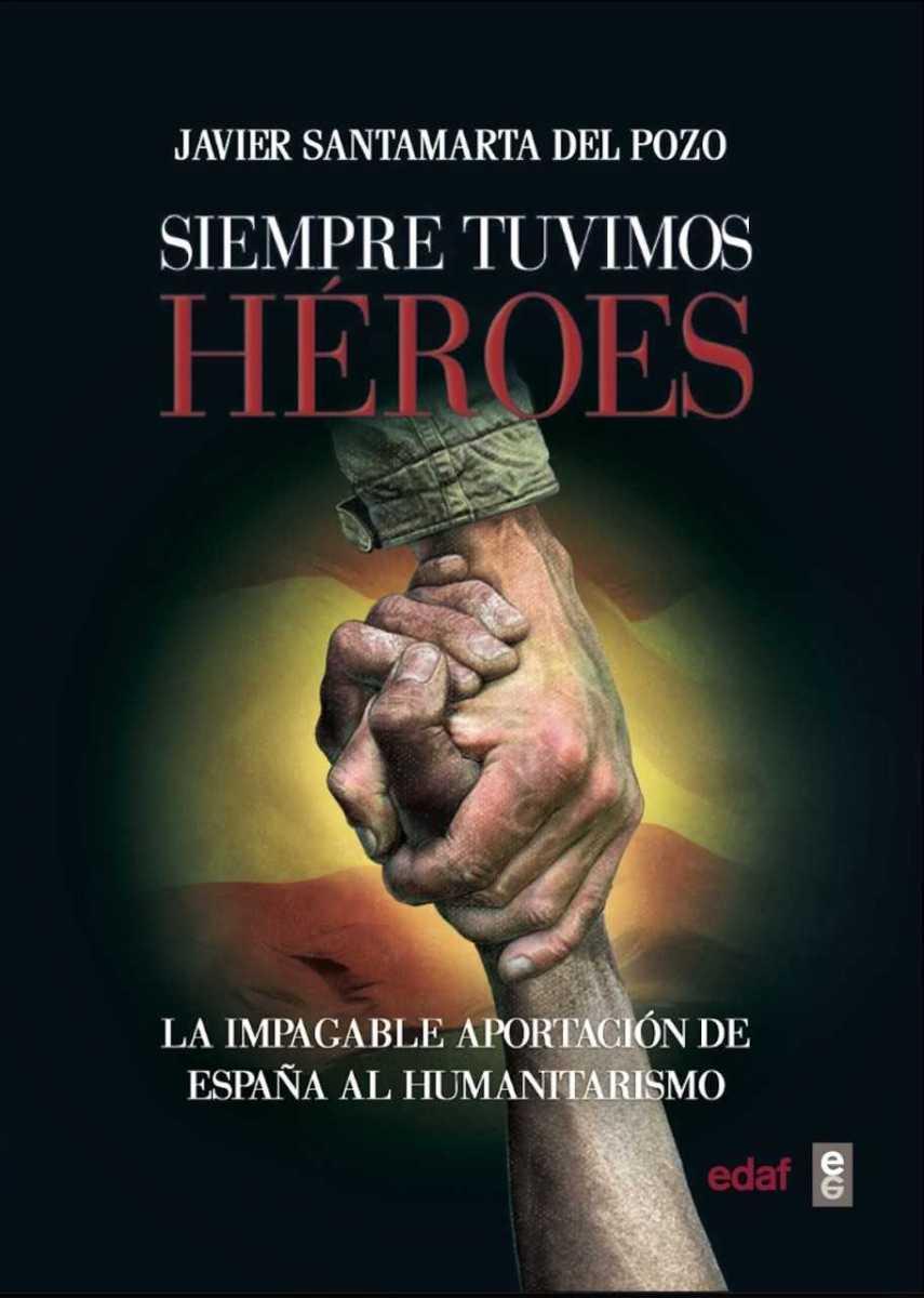 ENTREVISTA: Javier Santamarta rescata del país del olvido a grandes héroes de España