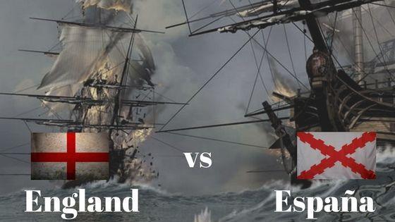 InglaterraVSEspaña2