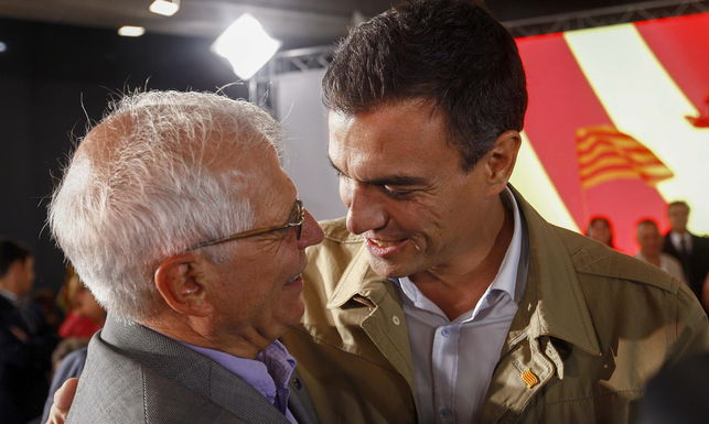 Pedro-Sanchez-socialista-Josep-Borrell_EDIIMA20180604_0771_21
