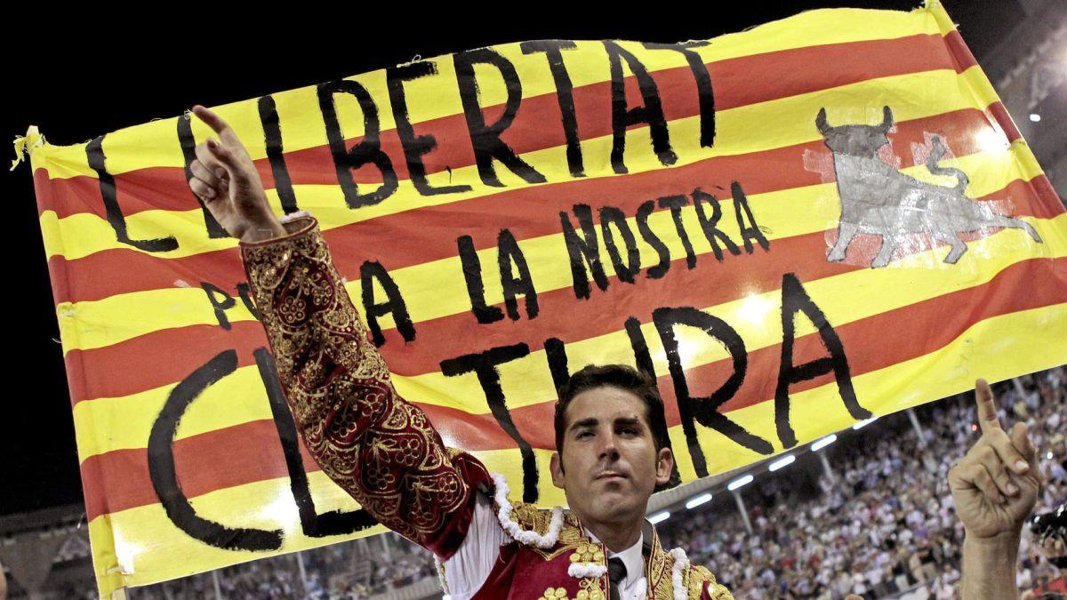 Victorino presenta en Gerona el 'Proyecto Olot': primer paso para que los toros vuelvan a Cataluña