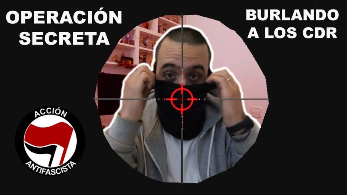 OPERACIÓN SECRETA: Burlando a los CDR, por Jaume Vives