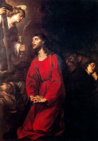A_Vaccaro_Jesús_en_el_Huerto_de_Getsemaní_1660._Óleo_sobre_lienzo._174,5_x_125_cm._Abadía_de_Montserrat