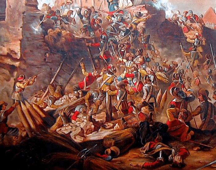 asalto-espanol-a-una-ciudad-durante-la-sublevacion-de-cataluna-1644