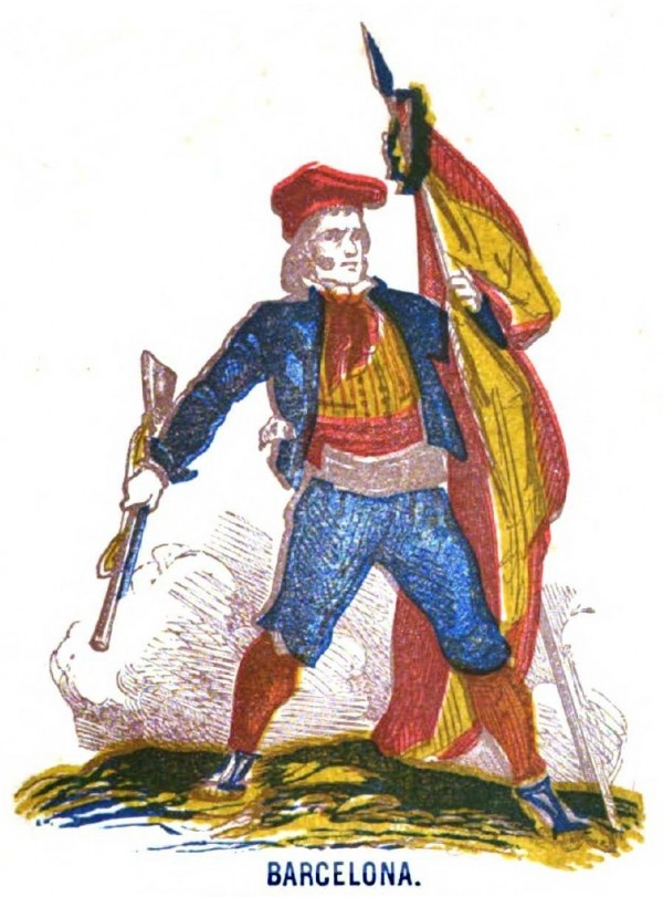 CATALAN-CON-BANDERA-NACIONAL.-ILUSTRACION-DE-1861.-TARRAGONA-600x811.jpg