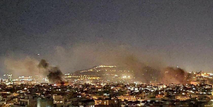 ciutat cremada