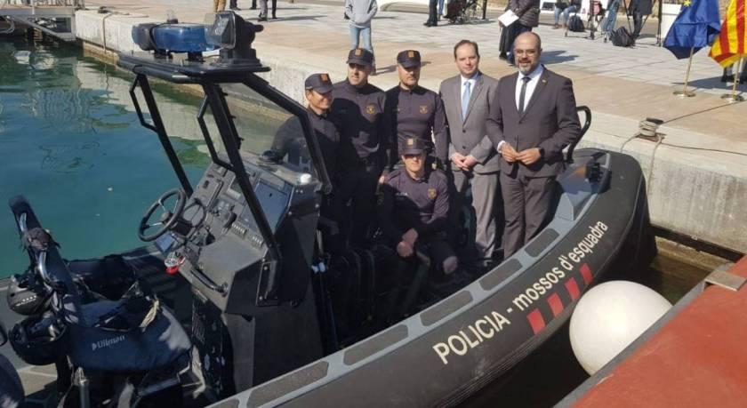 mossos-policia-mar