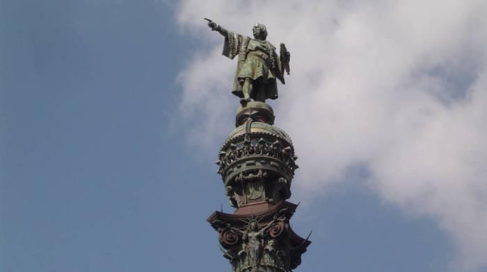 albiach-en-comu-desmontar-la-estatua-de-colon-en-barcelona-seria-una-buena-medida