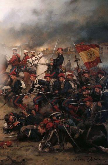 General_Tristany_carlistas_de_Gerona