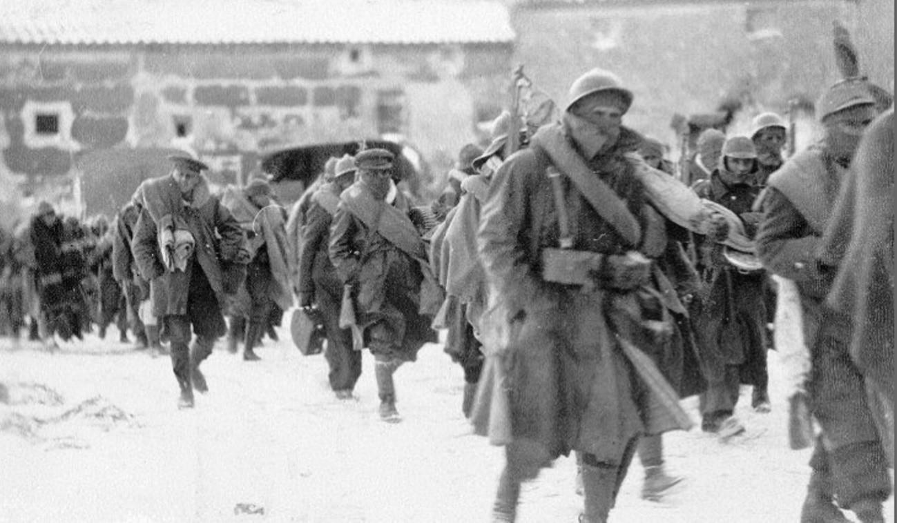Cuando los republicanos se cebaron contra sus propios brigadistas internacionales: Batalla de Teruel