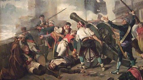 """Reseña histórica de """"Los sitios de Gerona en 1808 y 1809"""" de Emilio Grahit. La crónica clásica sobre la gesta gerundense"""