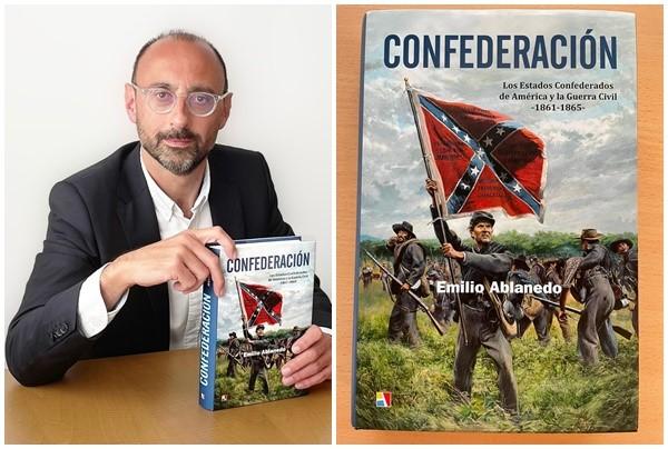 Emilio Ablanedo analiza en profundidad su libro Confederación