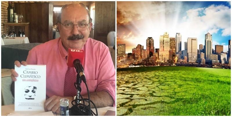 """Entrevista a José Luis Barceló, autor de """"Cambio climático sin complejos"""""""